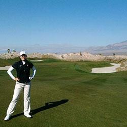 brooke baker beautiful golf course